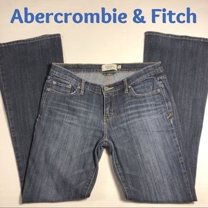 Abercrombie & Fitch Madison Bootcut denim jeans 4S